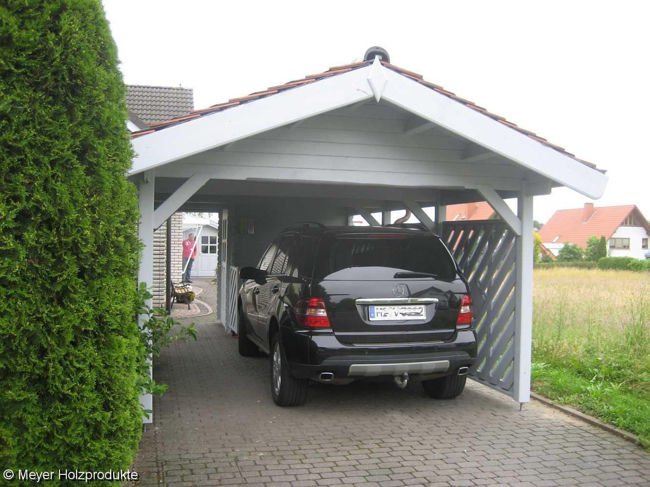 Carport Vos 1